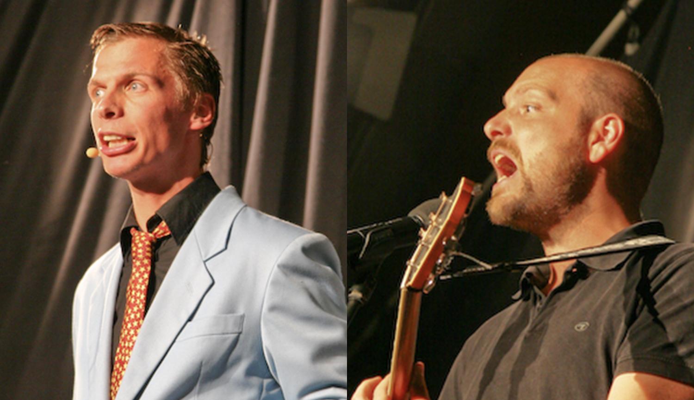2008 - Stephan Zinner + Klaus Eckel