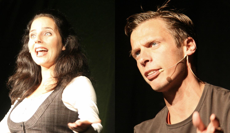 2011 - Klaus Eckel + Nadja Maleh