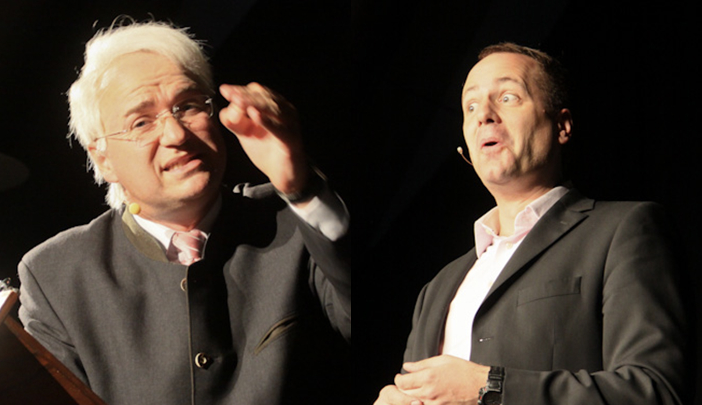 2012 - Wolfgang Krebs + Stefan Haider